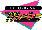 The Original Mels Diners Logo