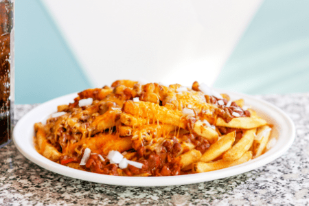 Chili Mels Fries